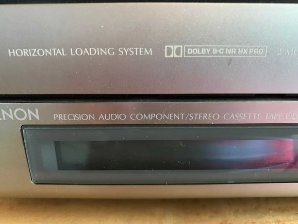 DENON - Deck de cassetes modelo UDR - 100
