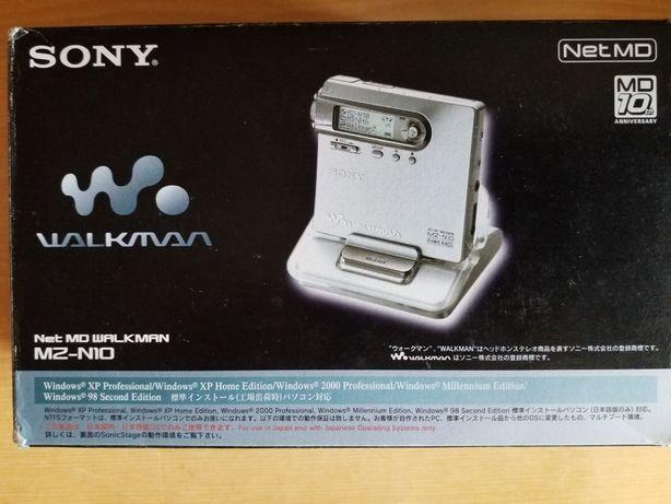 """Плейер """"Sony"""" MD,Япония."""