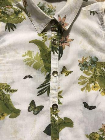 Блуза на рост 122-128