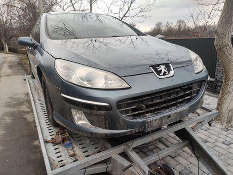 Розбірка Пежо 407 Peugeot 407. Шрот