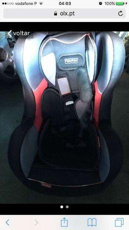 Cadeira auto fisher price