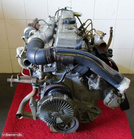 Motor para PEÇAS Mitsubishi Canter 531 2.8TD 98-01