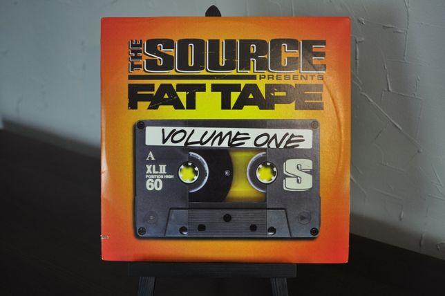 The Source Presents Fat Tape (Volume One) / 3x Winyl Hip - Hop Gangsta