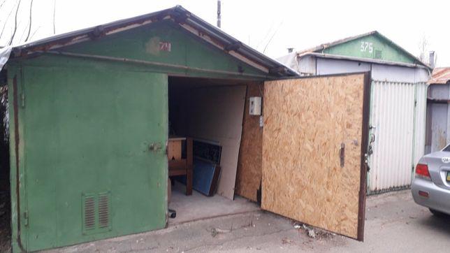 Срочно продам гараж возле Троещинского рынка