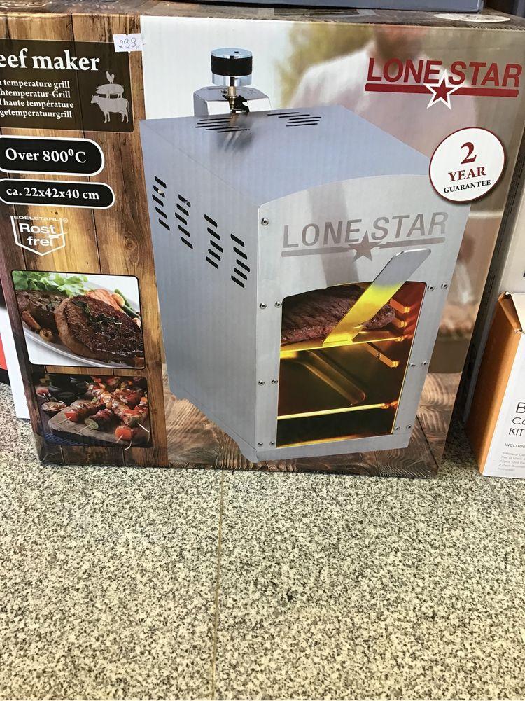 Grill gazowy Beef maker  Lonestar 800 ° C