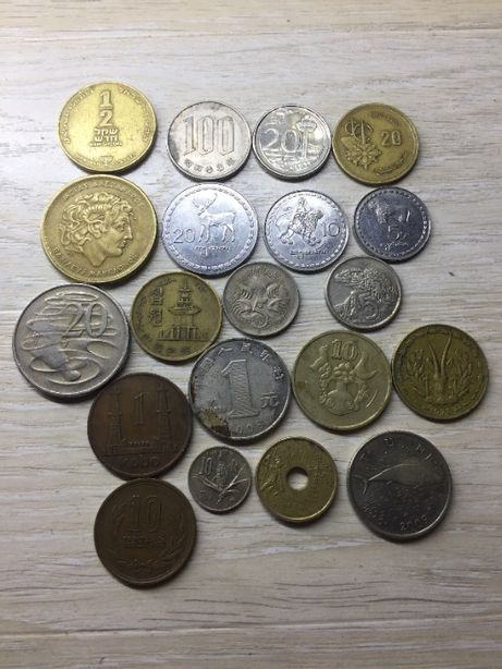 20 цікавих і дорогих монет світу
