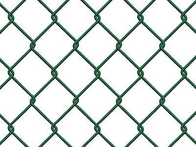 Siatka ogrodzeniowa, pleciona, ocynkowana lub powlekana oczko 60x60mm Lubawka - image 1