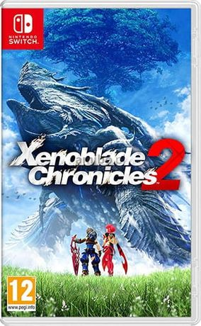 Xenoblade Chronicles 2 SWITCH Nowa