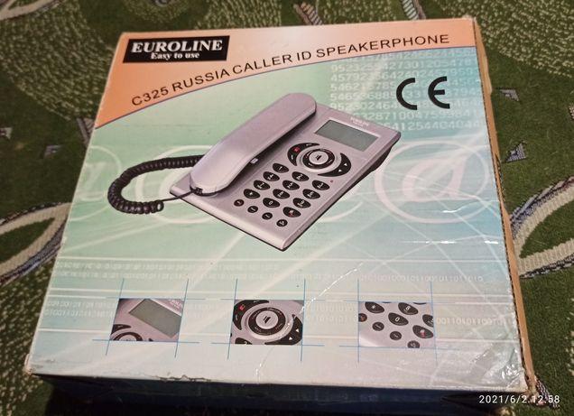 Стационарный телефон Euroline C325