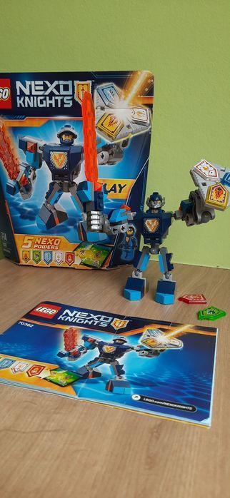 LEGO Nexo Knight CLAY 70362 Legnica - image 1