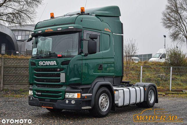 Scania R450 Euro 6 / Bez Egr-A / Highline / Klima / Nawigacja /