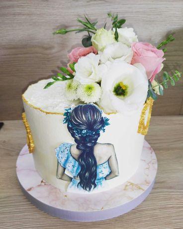 Domowe torty artystyczne