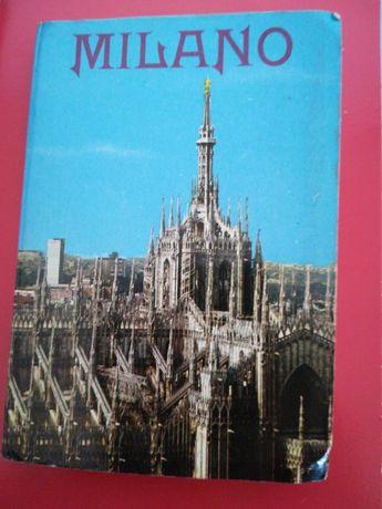 24 fotos postais de Milão