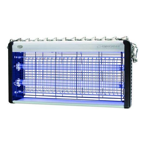 Lampa owadobójcza UV 2x 15W na muchy ćmy komary SWIFT