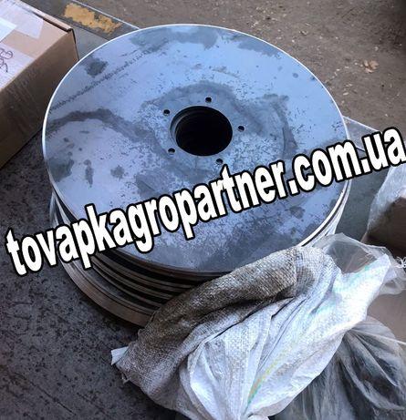Диск сошника сеялки СЗ со ступицей, диск голый, ступица, ремкомплект