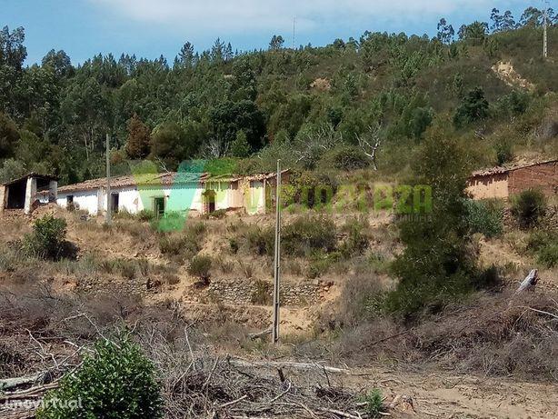 Excelente Terreno Misto, com Ruína, Em Marmelete, Monchique.