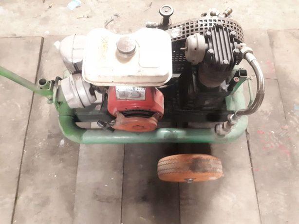 Kompresor spalinowy sadowniczy