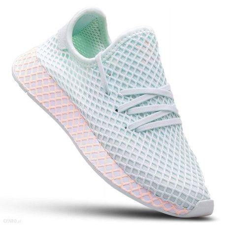 Buty adidas deerupt runner r.28,5 turkus dla dziewczynki