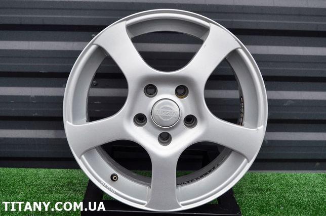 R16 5x114.3 Hyundai Tucson Elantra Nissan Qashqai Duster Рено Megane