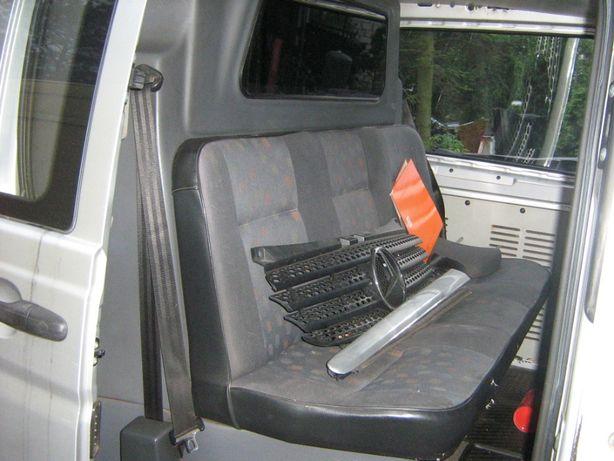 Mercedes Vito W639 fotel