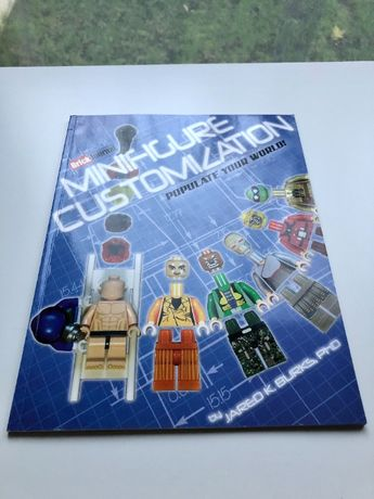 Ksiazka Minifigure Customization: Populate Your World!
