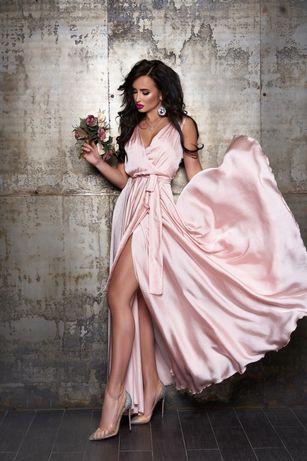 Плаття шолк