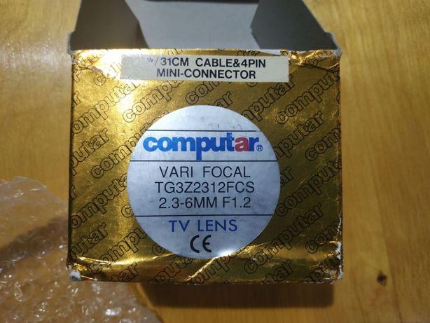 Объектив Computar TG3Z2312FCS