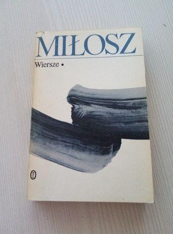 Wiersze- Czesław Miłosz