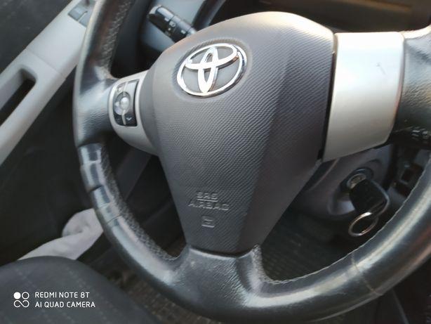 Toyota yaris II air bag poduszki 2008r