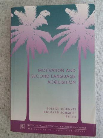 Książka Motivation and Second Language Acquisition. Zoltan Dörnyei