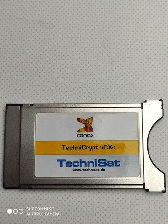 Moduł CI Conax Technisat