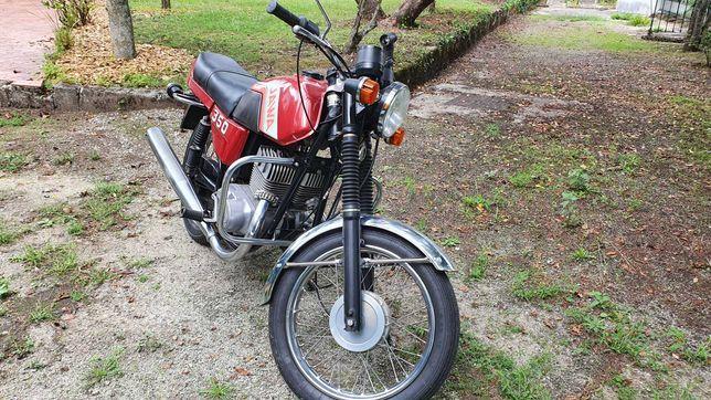 Jawa 350 homologação sidecar