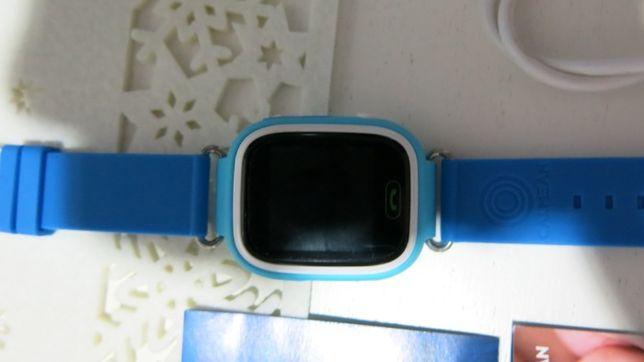 Zegarek Lokalizator GPS Bezpieczne Dziecko CALMEAN