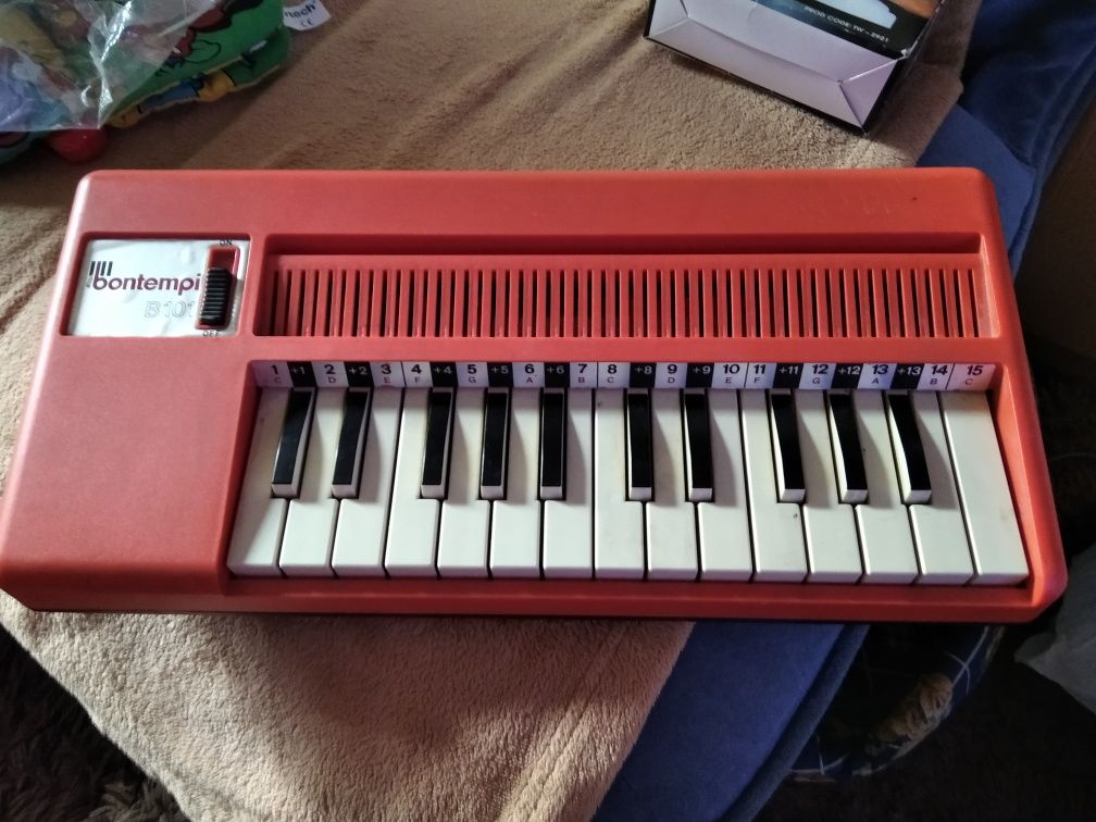 Organy Bontempi B101 Vintage