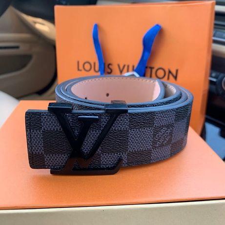 Ремень Louis Vuitton Initiales 40MM Damier Graphite