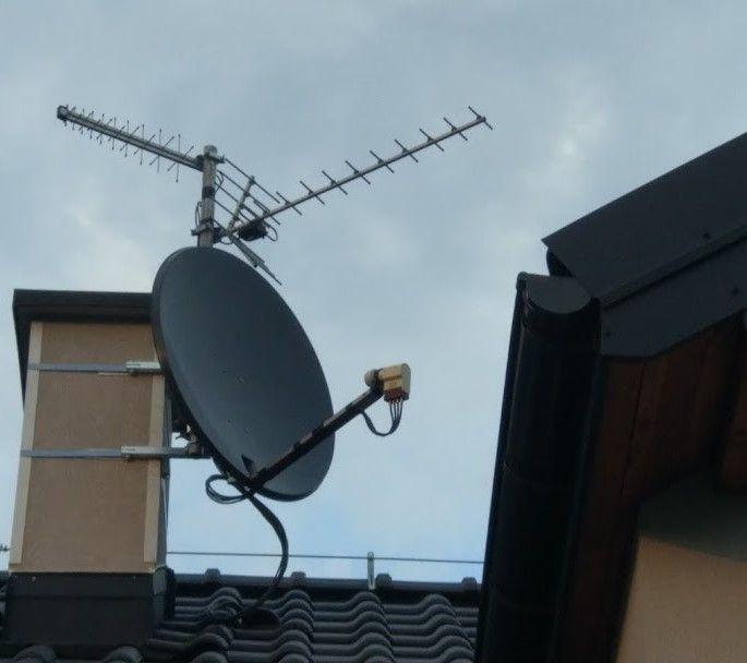 Montaż, ustawianie, serwis, sprzedaż anten satelitarnych i naziemnych Rybnik - image 1