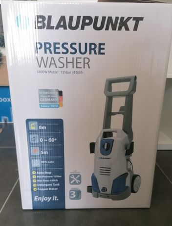 Lavadora de alta pressão