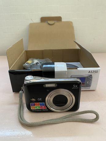 Máquina fotografica GE A1250 como nova