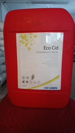 Płyny do mycia urządzeń mleczarskich CID LINES