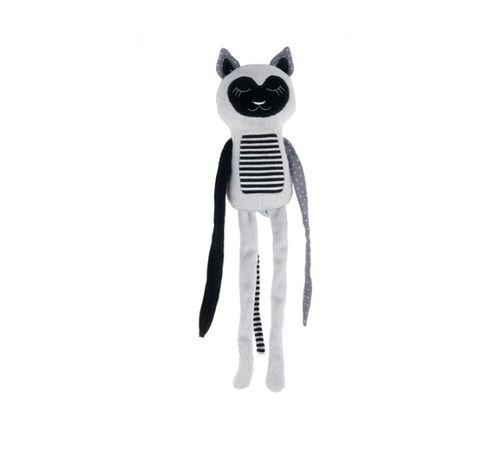 Zabawka sensoryczna Lemur maskotka dla dzieci niemowląt
