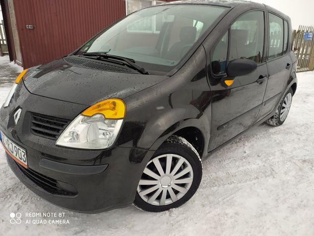 Renault Modus*2006*Lift Benzyna*oryginał*Raty zamiana*