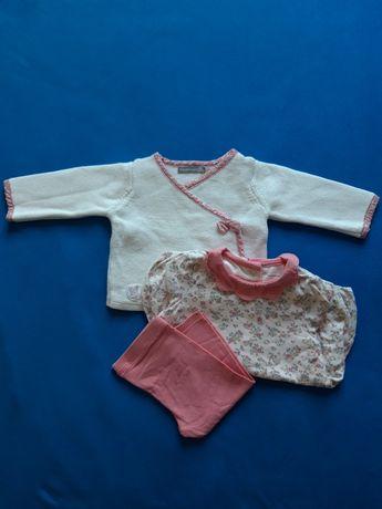 Ubranie, komplet dla dziewczynki Mayoral r. 68