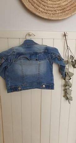Katana kurteczka jeansowa Zara Next 68