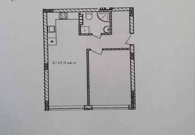 Продам 1 кім. квартиру на вул. Підголоско