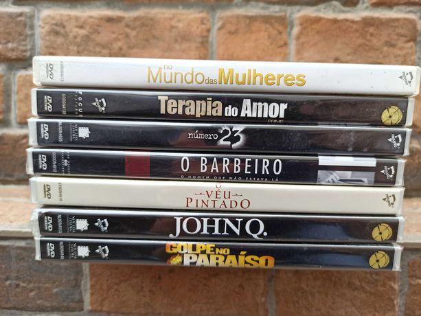 Conjuntos de filmes em dvd