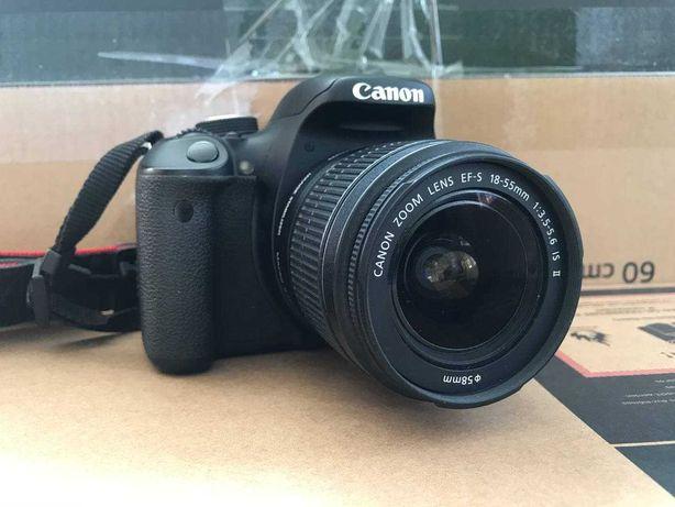 Продам Canon EOS 600D + 2 Объектива + Штатив + Сумка + Карта памяти
