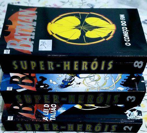 Super Heróis DC - Batman