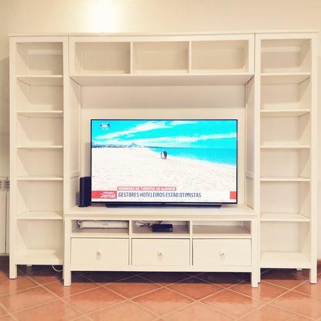 Móvel TV Ikea-Hemnes