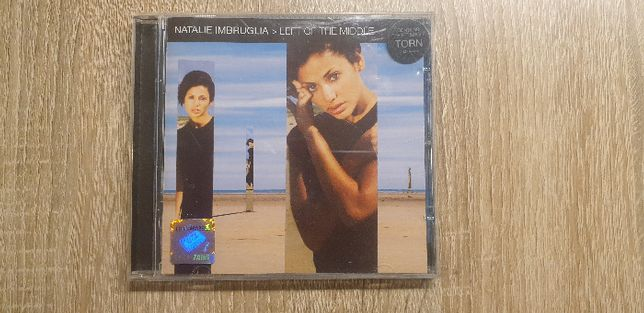 Natalie Imbruglia_Left Of The Midlle_Płyta CD_Oryginał (hologram)