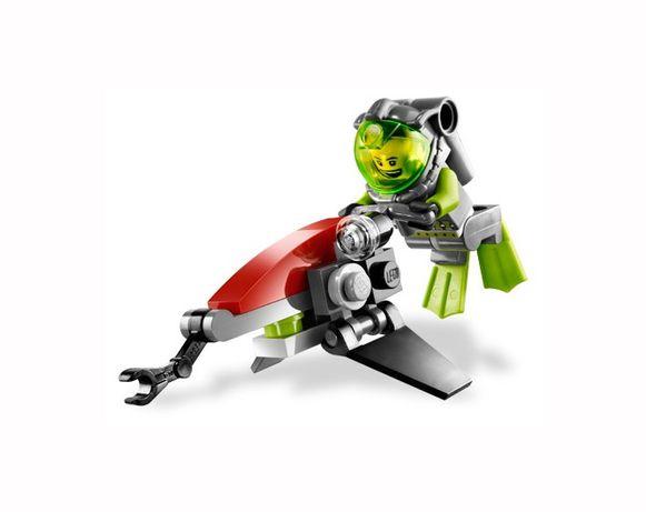 Lego Atlantis 8072 Morski Odrzutowiec